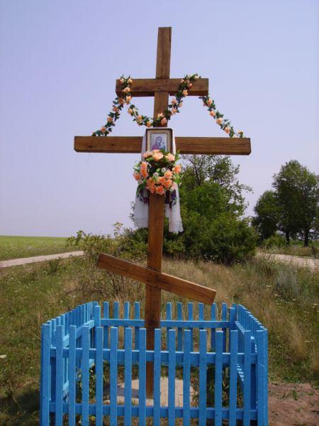 Крест в Беларуси
