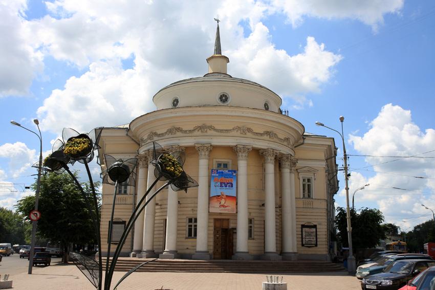 Театр в Орле