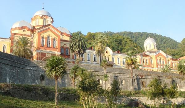 Новый Афон в Абхазии