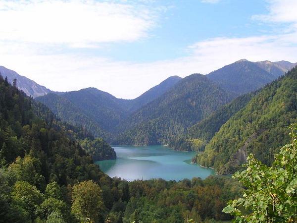 Красивые места Абхазии