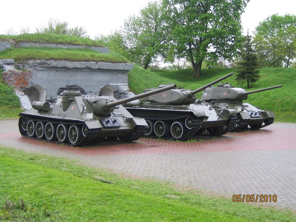 Фотографии Брестской крепости