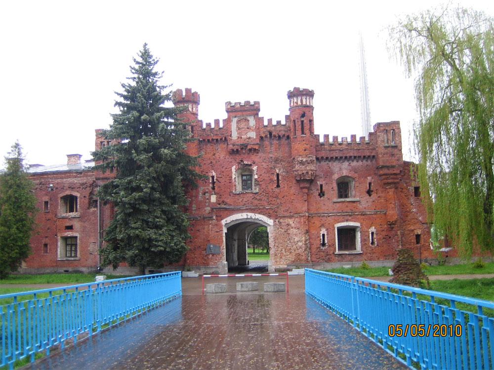 Брестская крепость - фотографии