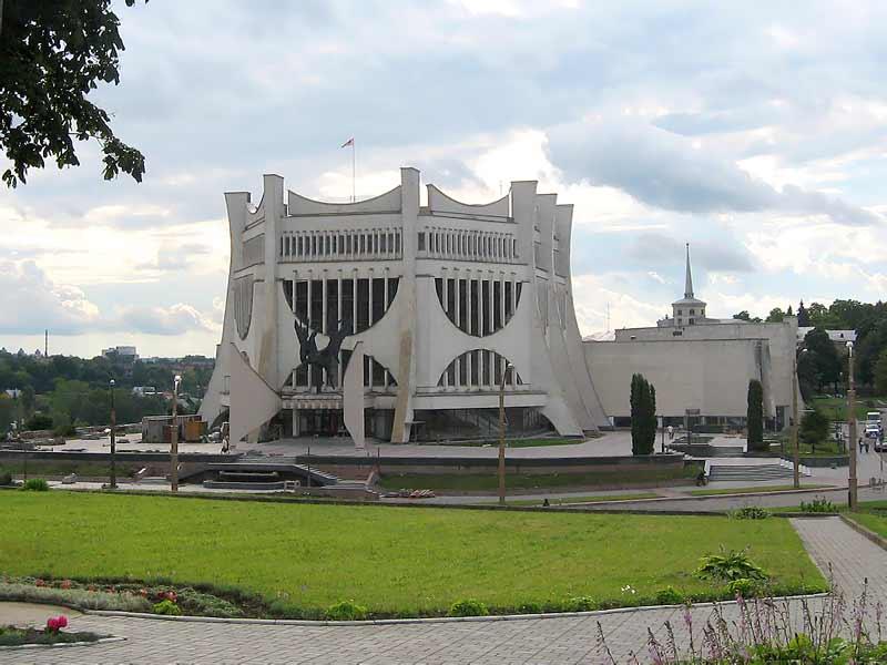 Драмтеатр Гродно