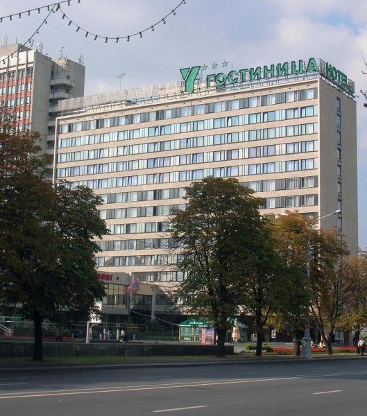 Гостиница Юбилейная в Минске