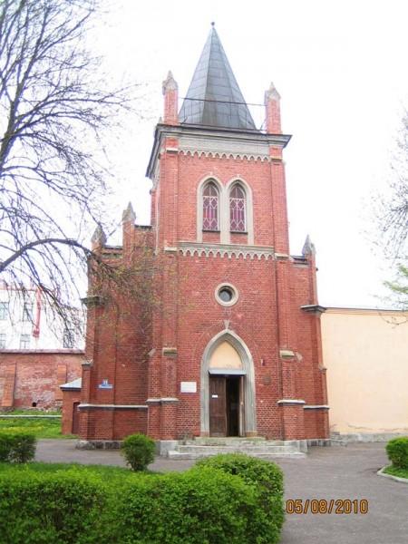Краеведческий музей в Полоцке