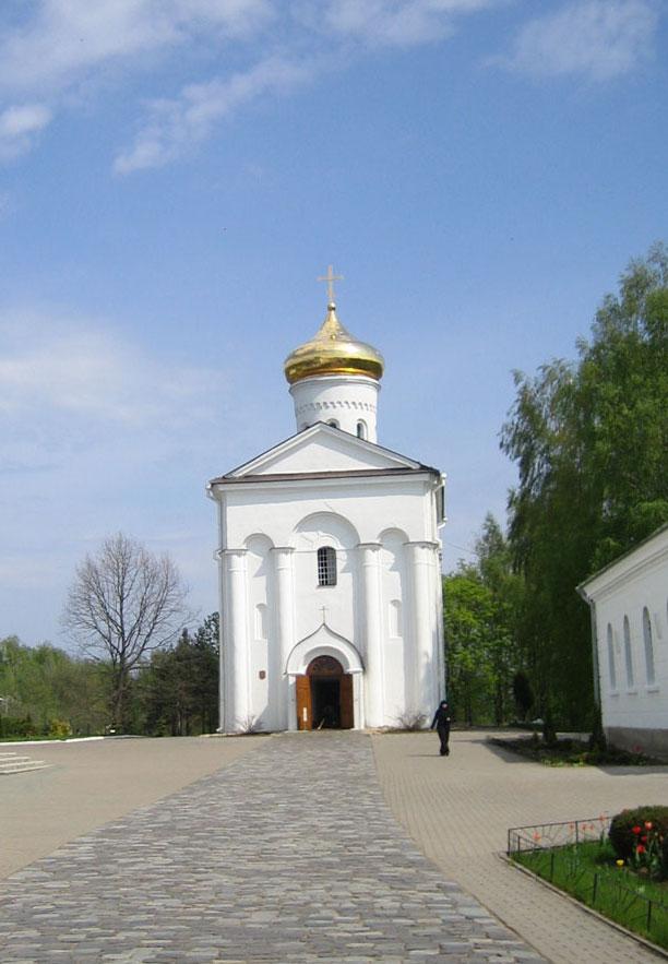 Полоцк. Спасо-Преображенский храм