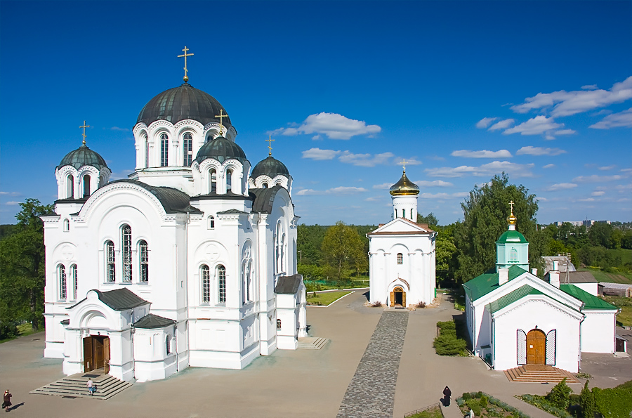Фотография Свято-Евфросиниевского монастыря
