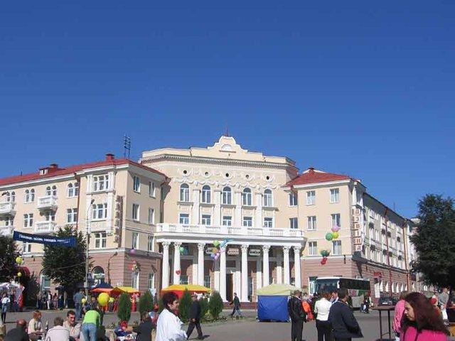 Гостиница в Полоцке - фото