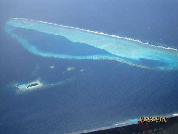 Индийский океан. Мальдивы