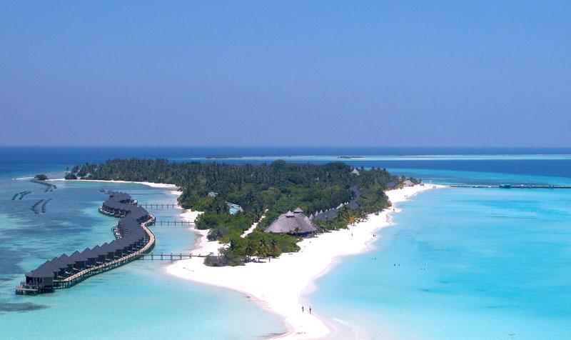 Фотография острова Kuredu Island Resort (Куреду)