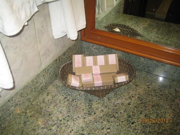 Мальдивы. Ванная комната