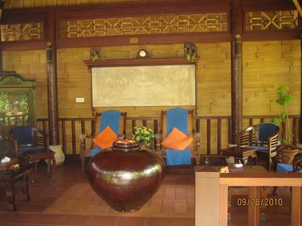 Spa-салон на Мальдивах