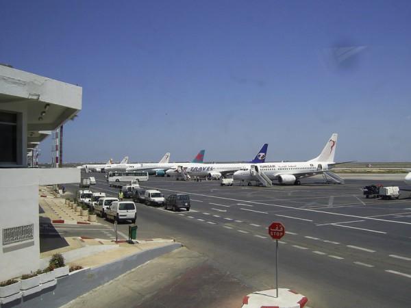 Тунисский аэропорт