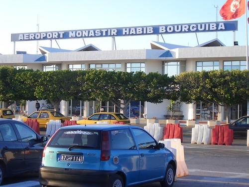 Тунис. Аэропортв Монастире.