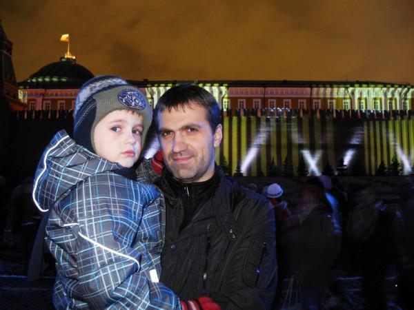 Мы на фестивале в Москве