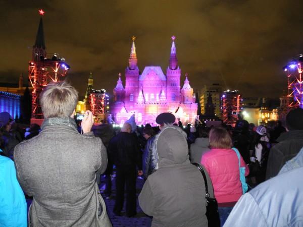 Фото с Красной площади