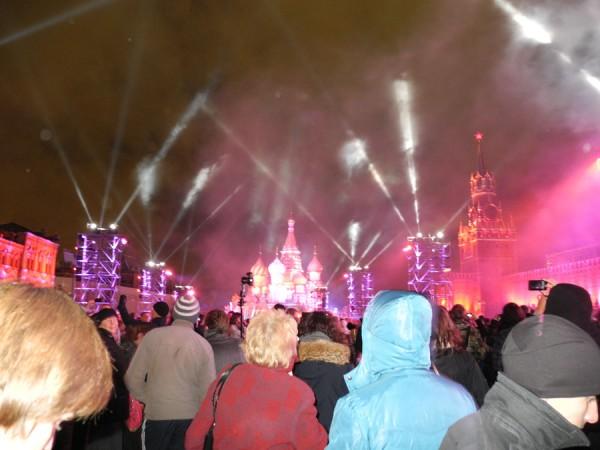 Фото с шоу в Москве