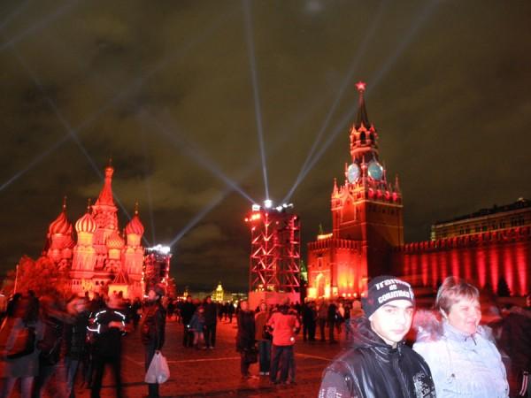 Фото центра Москвы