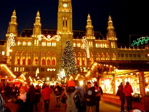 Австрия. Новогодняя Вена