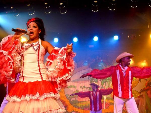 Новогодние каникулы на Кубе