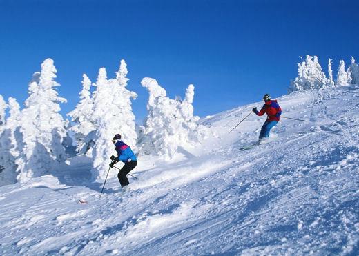 Покататься на лыжах в Норвегии
