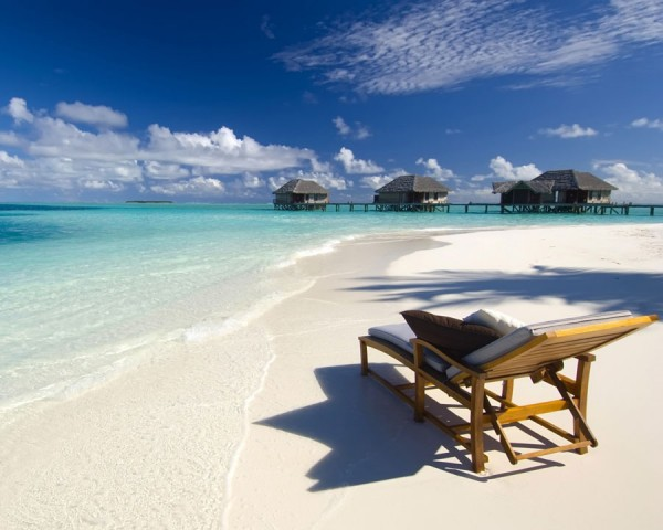 Новогодние праздники на Мальдивах