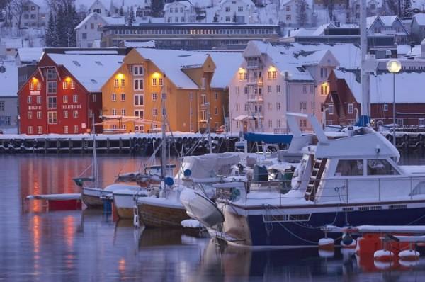 В Норвегию на Новый год
