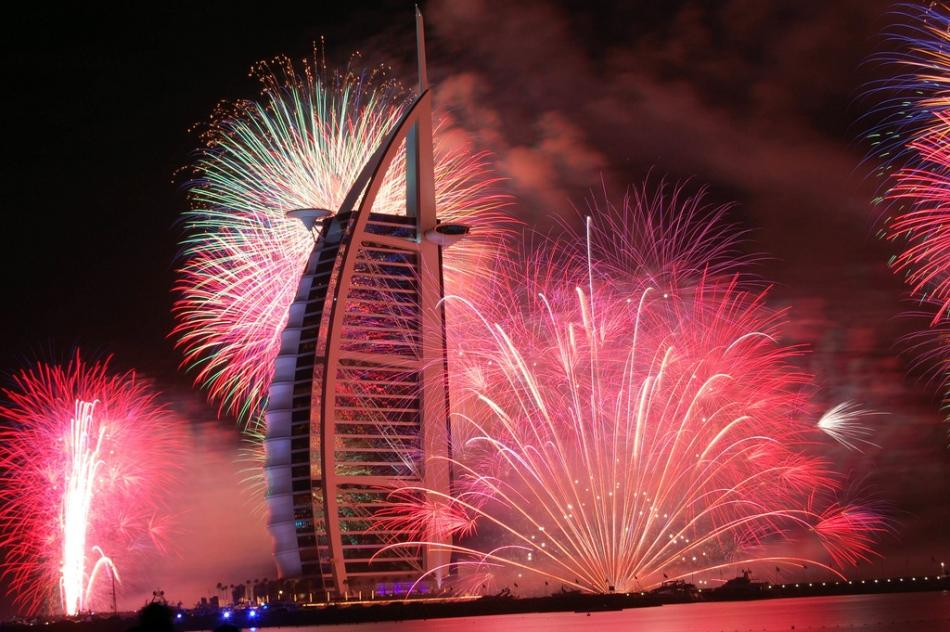 Новый год в Дубаи!