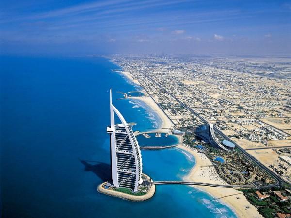 В Арабские Эмираты на Новый год