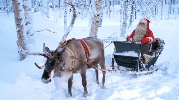 Финский Санта-Клаус