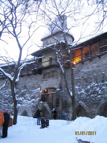 Башня или крепость фото