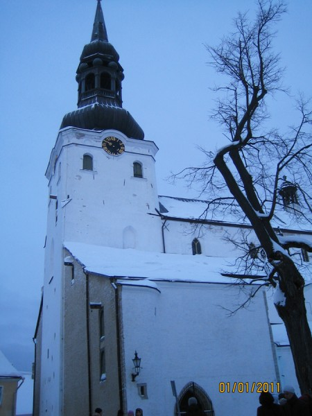 Фото Церкви Святого Николая в Таллинне