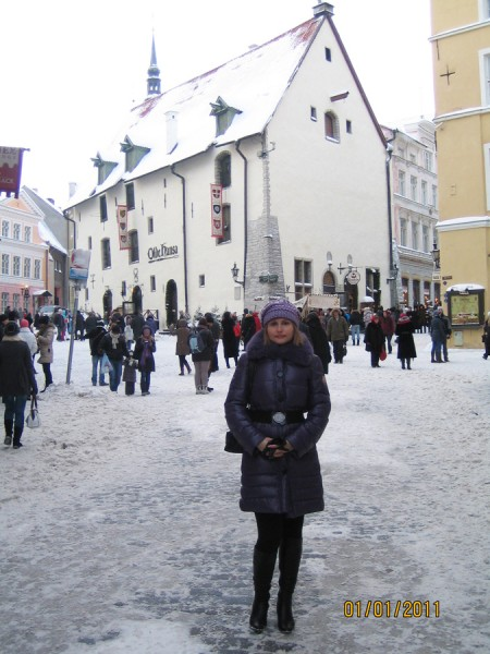 "Hесторан ""Olde Hansa"" в Таллинне фото"