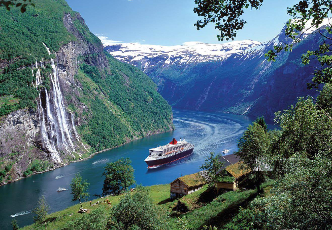 4 столицы + 6 фьордов! Экскурсионный тур!