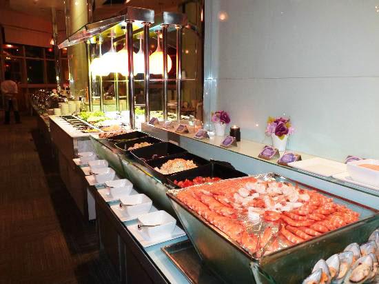 Ресторан Baiyoke Sky Hotel