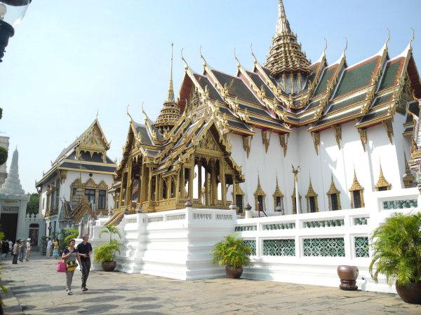 Один из храмов Бангкока